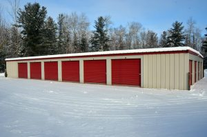 clam lake storage