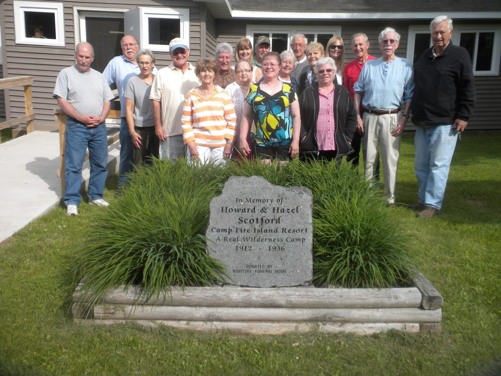 Clam Lake Group Picture