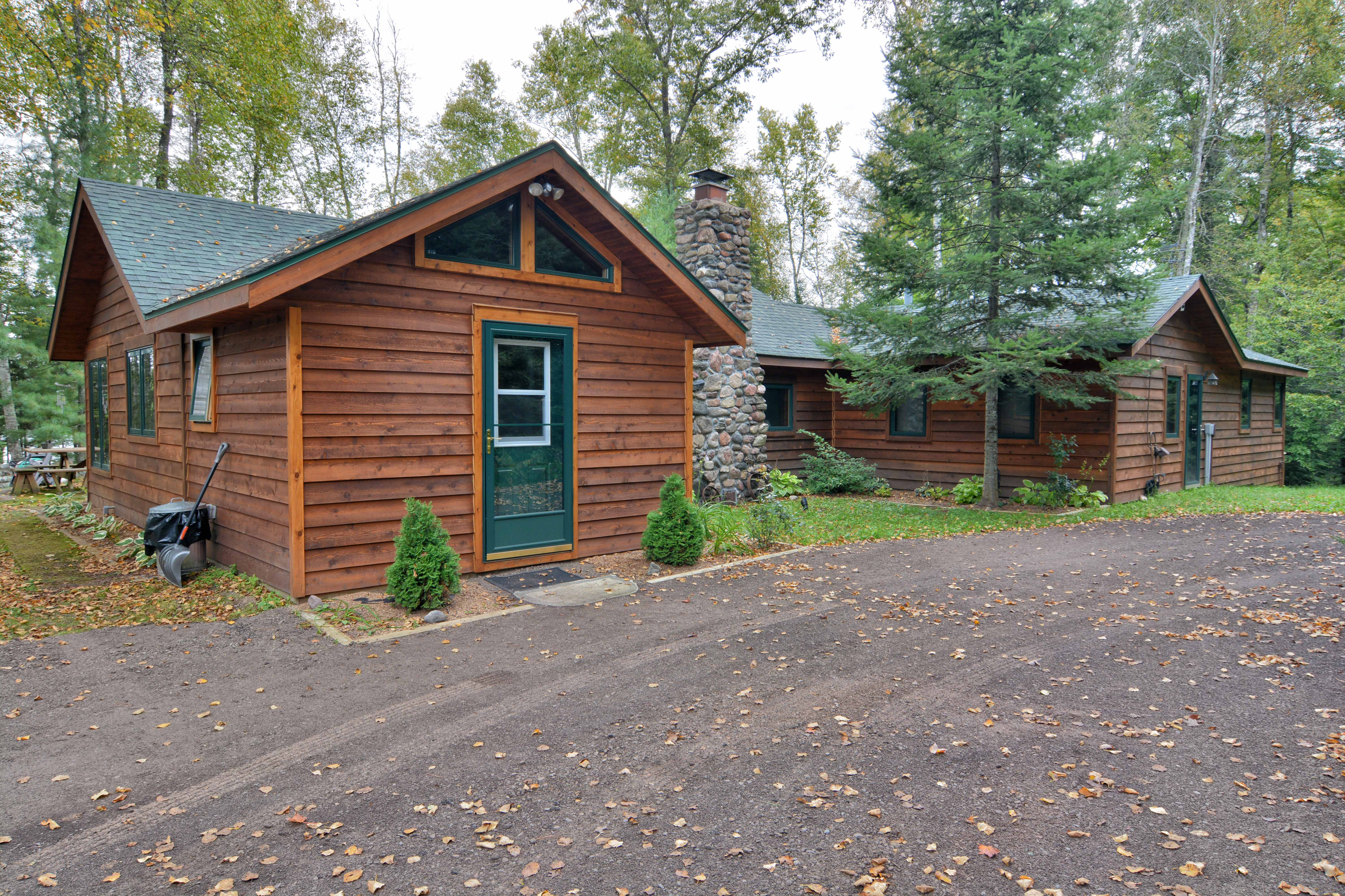 Wisconsin vacation lodging northern wisconsin vacation for Northern wisconsin home builders