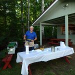 Clam Lake 2015 Hog Roast