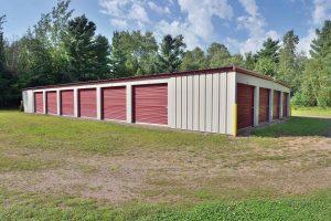Clam Lake Storage Units